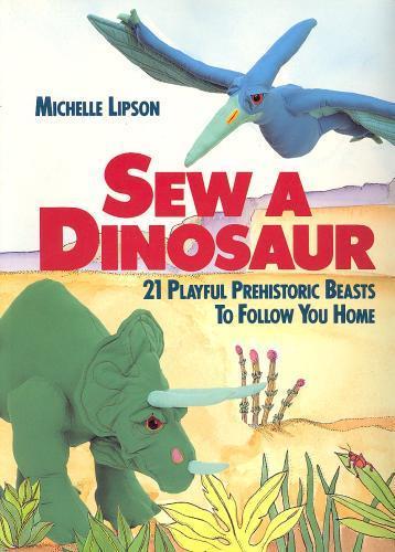Download Sew a Dinosaur