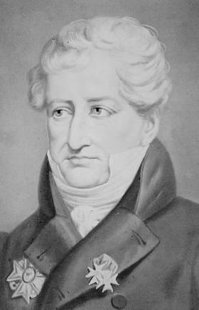 Photo of Baron Georges Cuvier