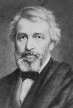 Photo of Thomas Carlyle