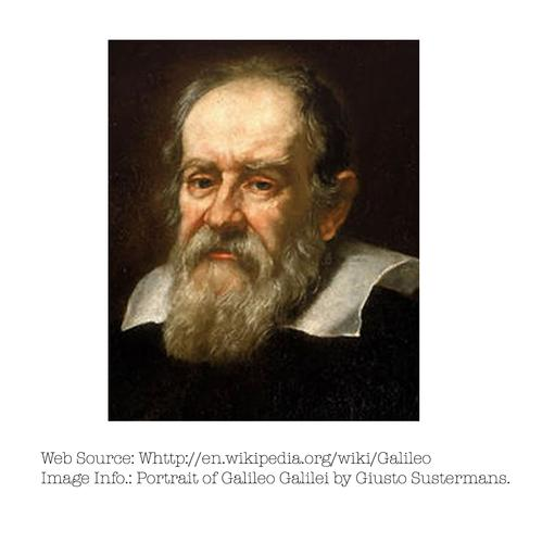 Photo of Galileo Galilei