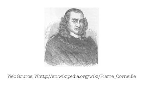 Photo of Pierre Corneille