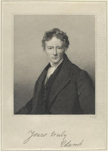 Photo of Charles Lamb