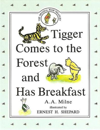 Download Tigger Comes to the Forest and Has Breakfast