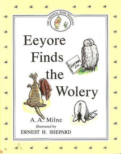 Download Eeyore Finds the Wolery
