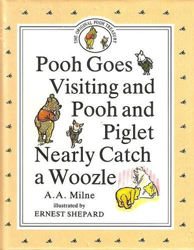 Download Pooh Goes Visiting and Pooh and Piglet Nearly Catch a Woozle