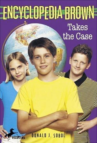Download Encyclopedia Brown Takes the Case
