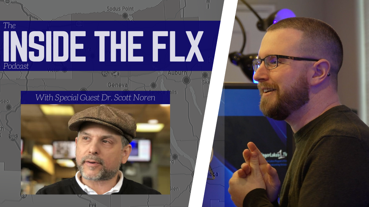 INSIDE THE FLX: Dr. Scott Noren discusses campaign for NY-23 (podcast)