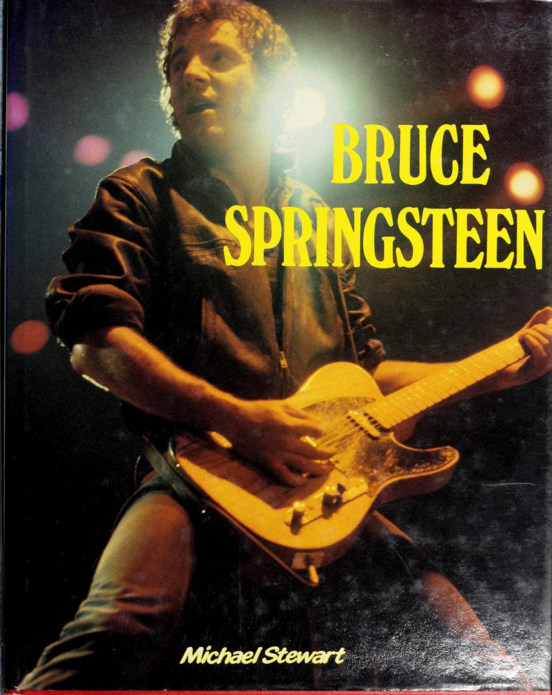 Bruce Springsteen by RH Value Publishing