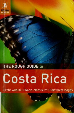 Cover of: The rough guide to Costa Rica | Keith Drew