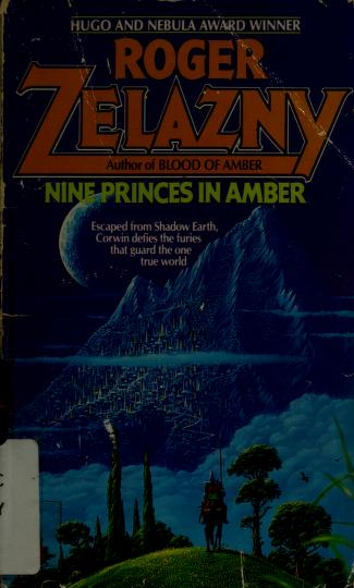 Cover of: Nine princes in Amber | Roger Zelazny