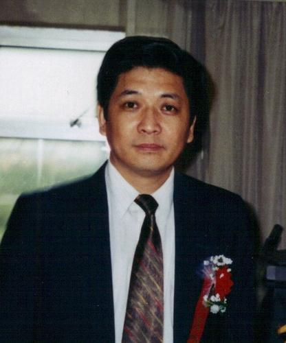 Photo of Fengbo Zhang