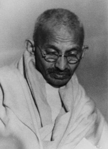 Photo of Mohandas Karamchand Gandhi