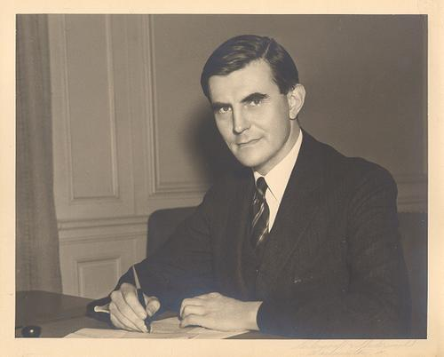 Photo of John Gilbert Winant