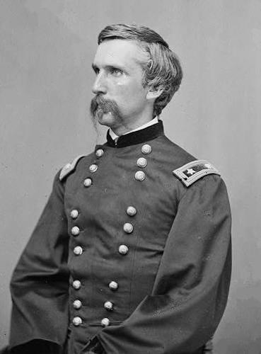 Photo of Joshua Lawrence Chamberlain