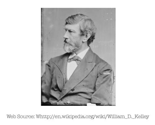 Photo of William Darah Kelley