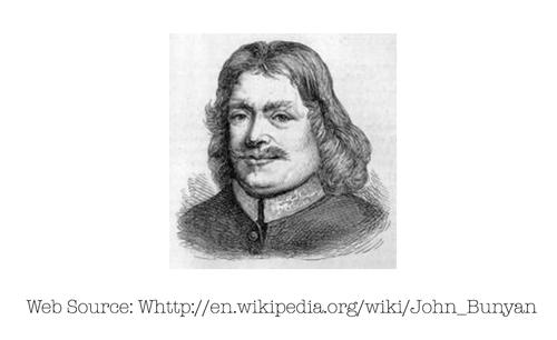 Photo of John Bunyan