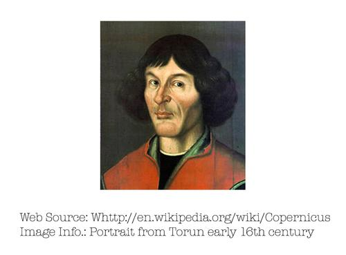 Photo of Nicolaus Copernicus