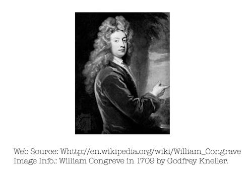 Photo of William Congreve