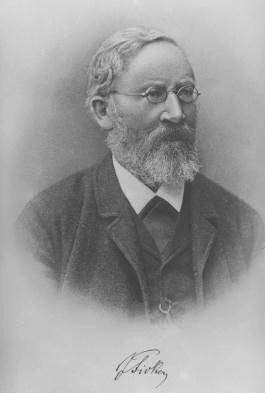 Photo of Julius Ficker