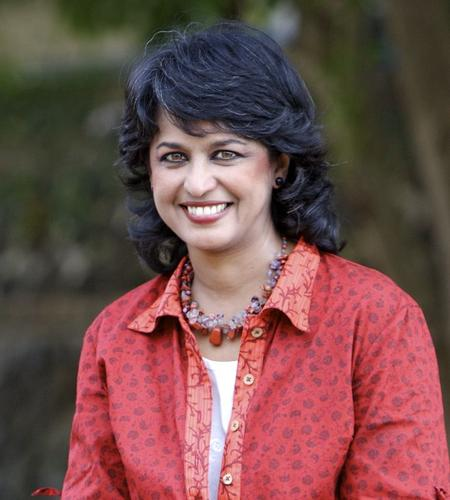 Photo of Ameenah Gurib-Fakim